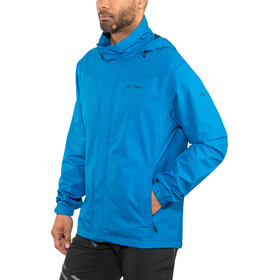 VAUDE Escape Bike Light Jacket Herr radiate blue